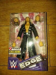 WWE Mattel Edge Ryder Hawkins edgeheads Elite Série Exclusive Figure