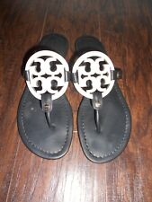 7e53557605a3 item 2 Tory Burch Women s Miller Leather Thong Sandal - Navy and white -  Size 10M -Tory Burch Women s Miller Leather Thong Sandal - Navy and white -  Size ...