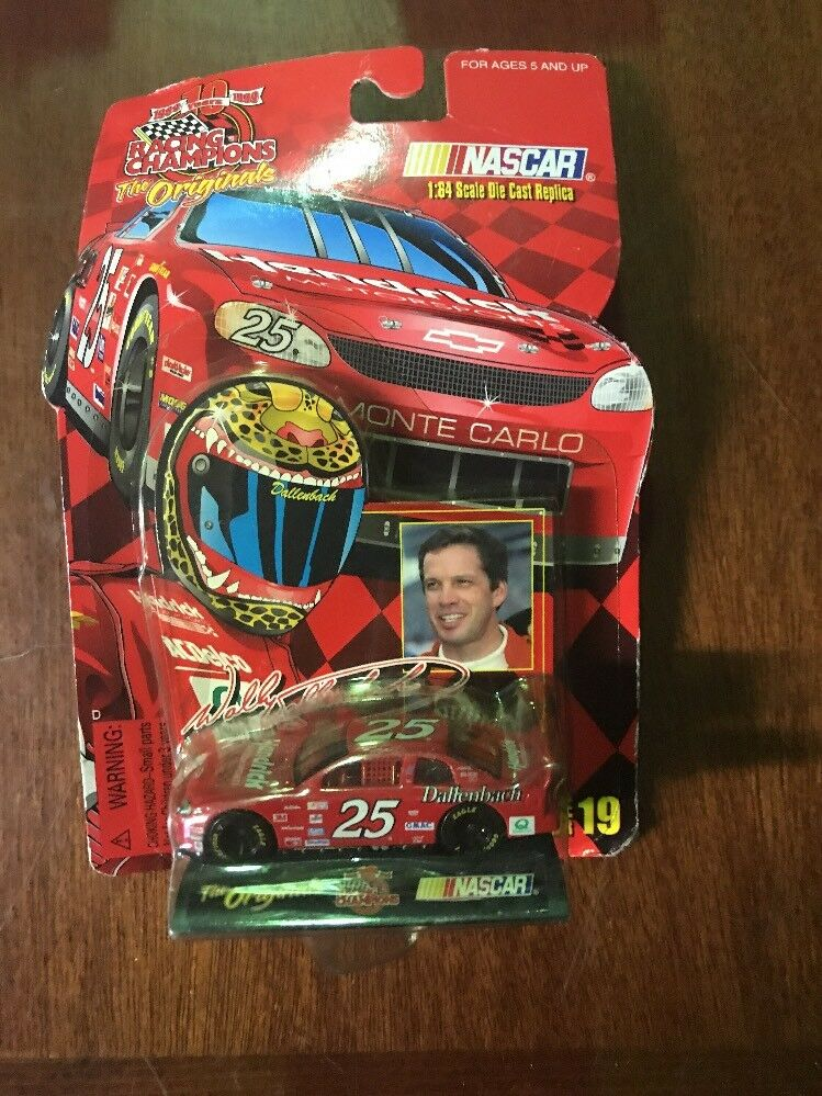 NASCAR 1 64  Wally RACING CHAMPIONS  NEW SEALED