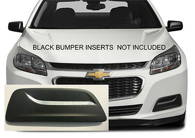 Front Bumper Fog Light Chrome Trim Strips Fit 2013 2014 2015 Chevrolet Malibu Ebay