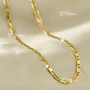 18K-YELLOW-GOLD-GF-CHAIN-LONG-NECKLACE-80CM-AEIWO