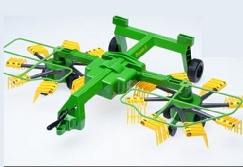 Tractor Farm Truck RC John Deere Vehicle Toys Remote Control Trailer Dump Trucks
