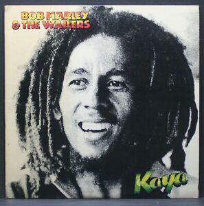 Bob-Marley-amp-The-Wailers-Kaya-Island-LP-7-90035-1-EX-VG