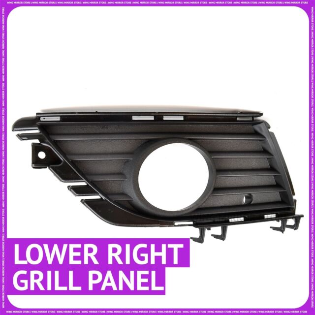 Opel Astra H Mk5 Lower End Panel Right Grille Bumper Without Foglamp Vauxhall Onestaff Ca