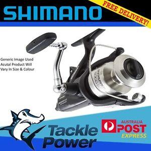 Shimano-Baitrunner-8000-OC-Spinning-Fishing-Reel-Brand-New-10-Yr-Warranty