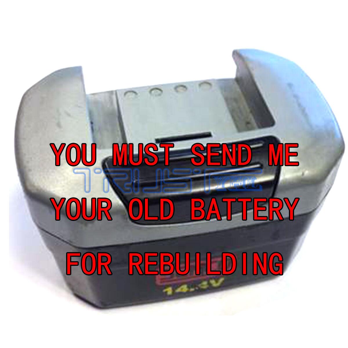 Rebuild service for Senco VB0023 14.4V Battery