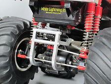 Aluminum Axle Animal Bumper Guard Tamiya RC 1/10 Super Clodbuster Truck Bullhead