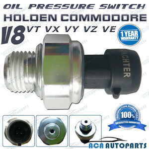 Oil pressure switch sensor for holden commodore vt vx vy ve v8 image is loading oil pressure switch sensor for holden commodore vt sciox Images