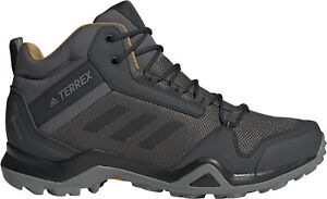 Details about adidas Terrex AX3 Mid GTX Mens Hiking Shoes Grey