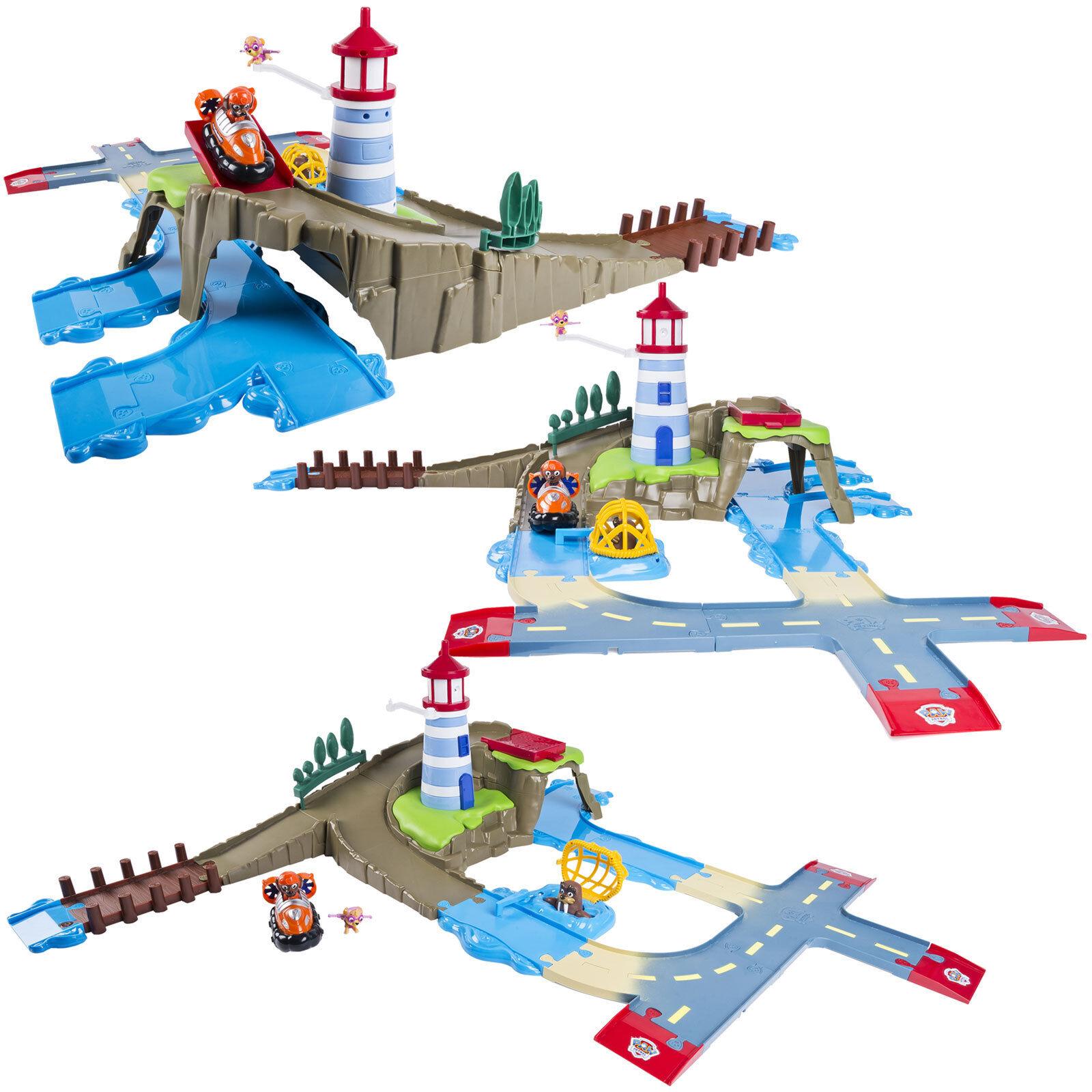 PAW PATROL Zumas Lighthouse - Leuchtturm Spielfigur Actionfigur Kinder Spielzeug