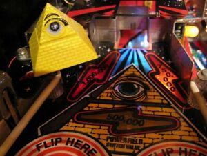 Twilight-Zone-Pinball-la-piramide-Mini-Juego-Pinball-Mod