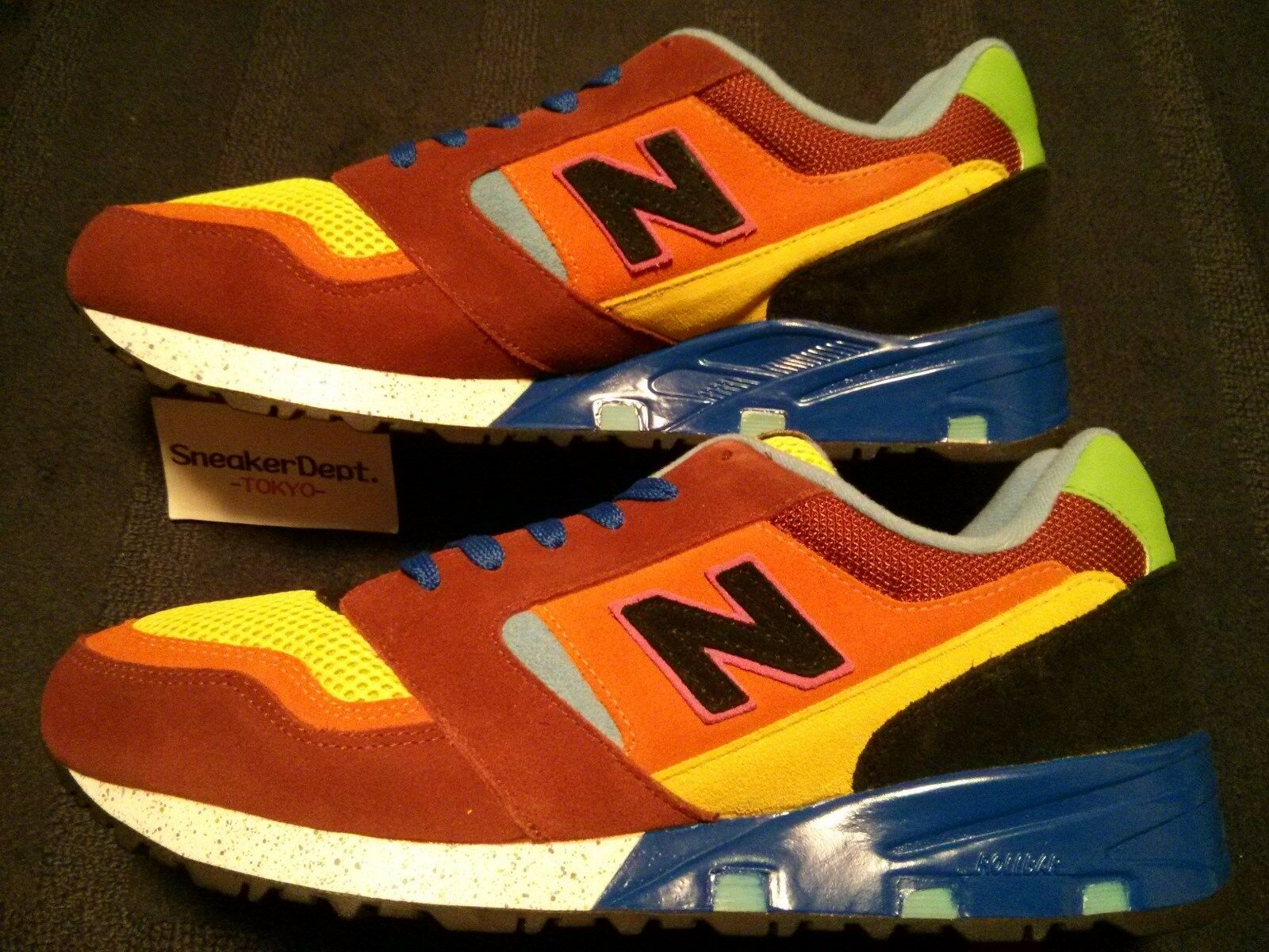 DS 2009 NEW BALANCE M575J FAME AS FAME M575J CITY X MITA NB SZ12 358c92