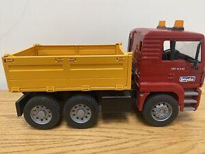 Bruder Toy Tipper Truck