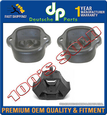 Mercedes Engine Motor Mounts With Transmission Mount Set For W108 W116 W123 W126