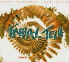 Tribal Tech - Thick      ...Digipack     ......NEU