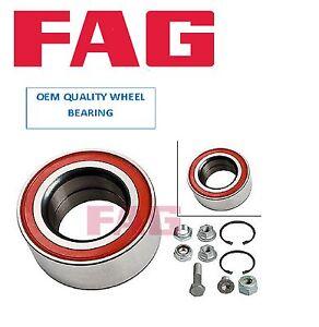 Fag-oem-avant-roulement-de-roue-kit-pour-vw-golf-Mk3-8V-amp-16V-gti-VR6-amp-corrado