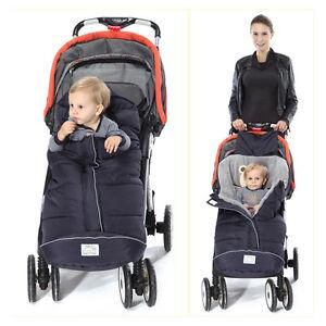 Baby Footmuff Sleeping Bag Pushchair Pram Stroller Car Seat Cot Bed Blanket Cosy