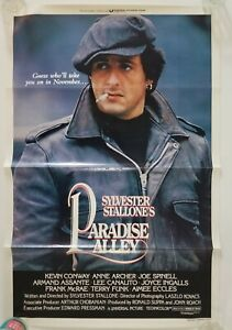 Vintage-1978-PARADISE-ALLEY-Advance-One-Sheet-Movie-Poster-Stallone-Conway