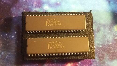 INTEL D8291A GPIB TALKER//LISTENER DIP 40PIN 1 pair