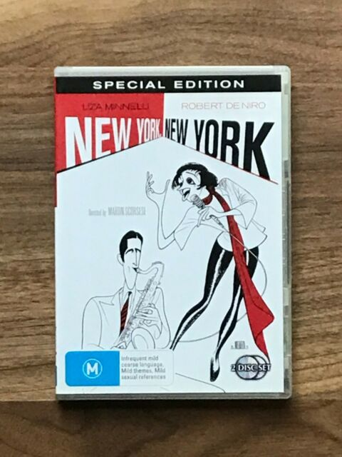 New York, New York DVD, 2-Disc Set feat. Liza Minnelli and Robert De Niro