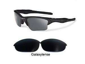 Half Jacket 2 0 >> Details About Galaxy Replacement Lenses For Oakley Half Jacket 2 0 Sunglasses Iridium Black