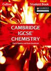 Cambridge IGCSE Chemistry Student Book by Chris Sunley (Paperback, 2014)