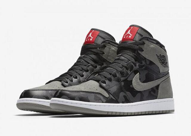 Nike 034 Jordan Air 1 Shadow High 13Aa3993 Camo Retro 3m Size eHY2WED9I
