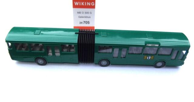 Mercedes O 305 G Gelenkbus .  Wiking   HO 1:87 . #4022
