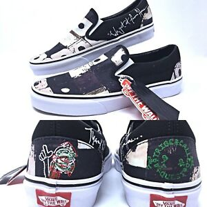 VANS A TRIBE CALLED QUEST CLASSIC SLIP-ON (ATCQ) MENS CASUAL SHOES ... 9f0860287