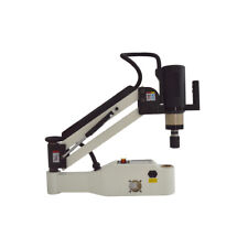 M6 M30 Electric Tapping Amp Drilling Threading Machine Touch Screen 220v