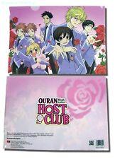 GE Animation GE26230 Ouran High School Host Club : Group File Folder