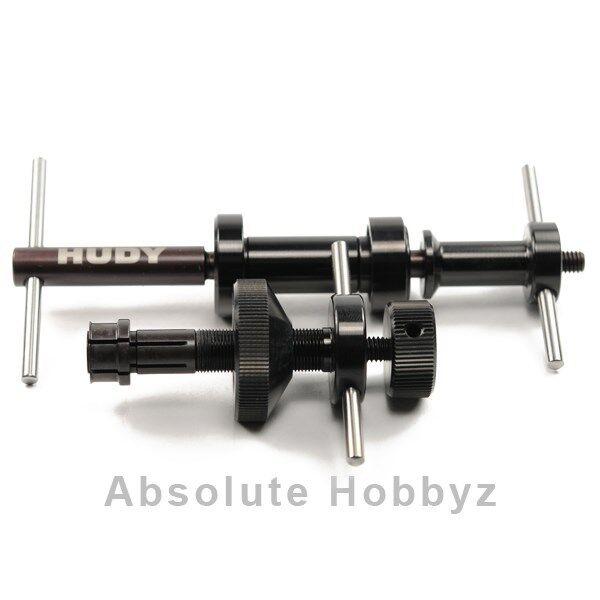 HUDY Ultimate Motor Tool Kit (.21 Motor) - hud107051