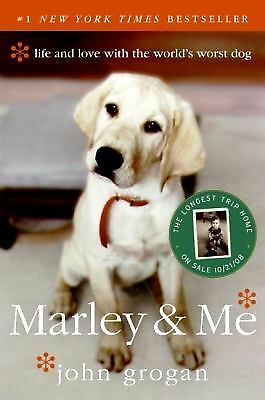 John Grogan - Marley And Me (2008) - New - Trade Paper (Paperback)