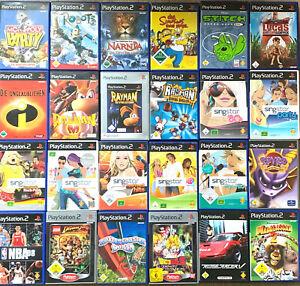 1-SPIEL-AUS-AUSWAHL-WAHLEN-z-B-Singstar-Kinderspiele-fuer-die-Playstation-2