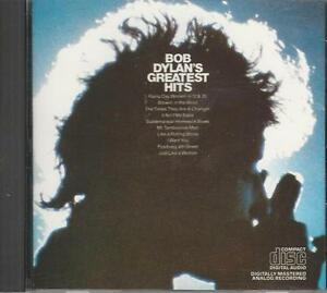 Music-CD-Bob-Dylan-039-s-Greatest-Hits