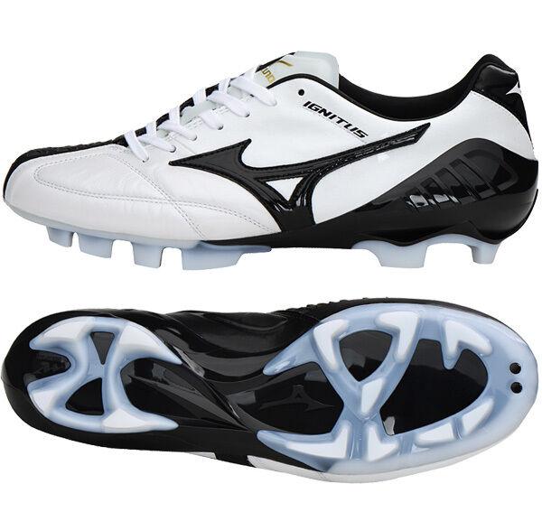 Mizuno Wave Ignitus 4 JAPAN P1GA163009 Soccer Cleats Football schuhe Stiefel Weiß