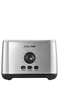 NEW-Sunbeam-TA7720-Turbo-2-Slice-Toaster-Stainless