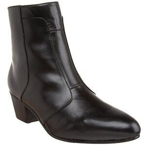 Image is loading Giorgio-Brutini-Calloway-805751-Mens-Black-Leather-Cuban- 5364fbe1070