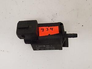 Opel-Astra-G-2-0-Dti-2003-LHD-Vakuum-Druckventil-Solenoid-90530039-7-22138-00