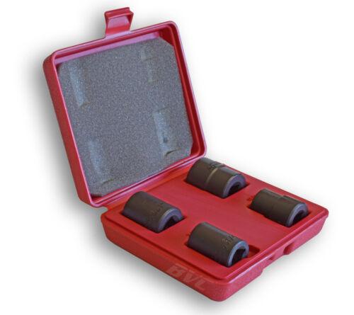 Take Off Locking Lugnuts with Lost Key-Tool Locking Lug Nut Remover Socket Set