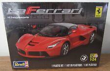 Revell Monogram 2014 La Ferrari Hybrid Sports car plastic model kit 1/24