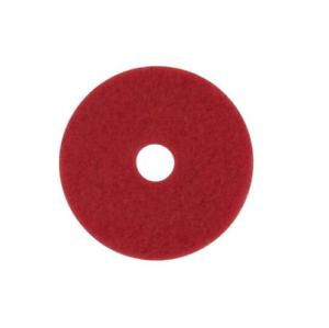 "5 Stück 3M Scotch Brite Superpad Reinigungspad Premium Line rot 14/"" 355 356 mm"