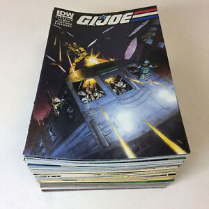 64-different-GI-JOE-comics-1980s-to-2000s