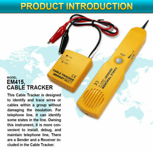 Wire-Tracker-Network-Cable-Tester-Telephone-Line-Finder-Tone-Generator-Probe-Kit
