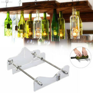 3F8E 680F Effective Glass Wine Beer Bottle Cutter Machine Craft Cutting Tool Kit