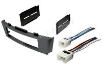 ★ Dash Kit & Wire Harness For 00-06 Nissan Sentra Car Stereo Radio Install Mount