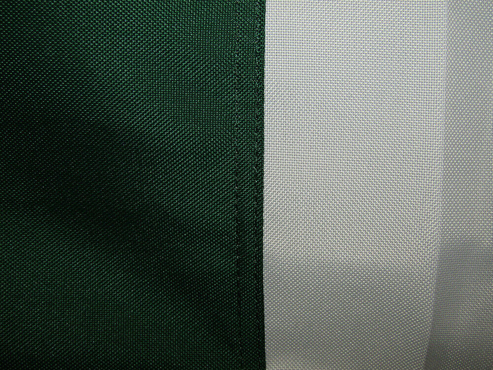 3x5 Embroiderot    600D 2Ply Nylon Flag 3'x5' 3 Clips (sewn hand made) a83a4b