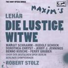 Die Lustige Witwe - Sony Opera House von Margit Schramm,Dorothea Chryst,Chor der Deutschen Oper Berlin,Rudolf Schock (2012)