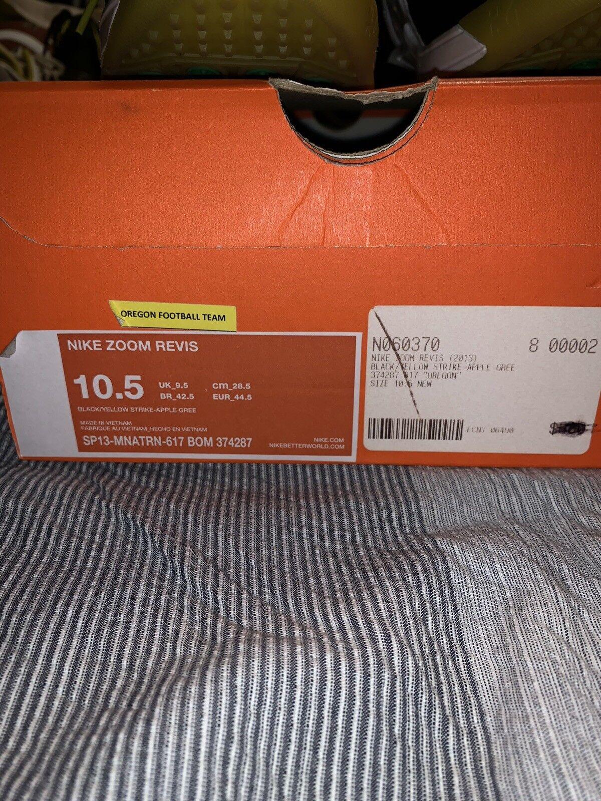 Nike Zoom Revis Revis Revis Oregon Sample Size 10.5 340d7d