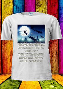 Disney Peter Pan Tinker Bell Star T-shirt Gilet Débardeur Hommes Femmes Unisexe 390-afficher Le Titre D'origine Artisanat D'Art
